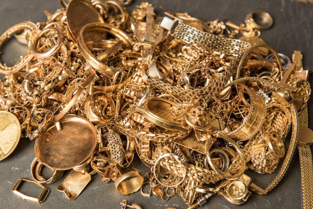 goud verhandelen